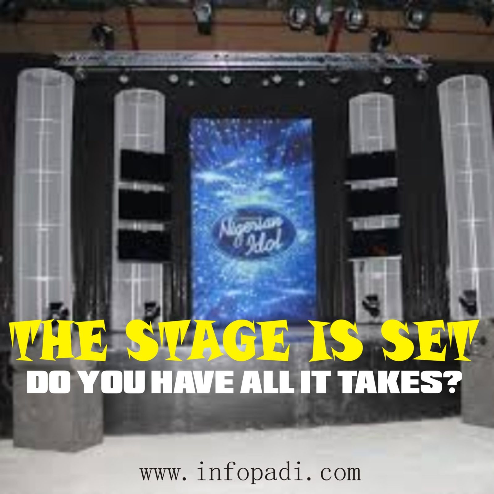 NIGERIAN IDOL- Proper steps to register for the 2019 Nigerian Idols- Become a super star