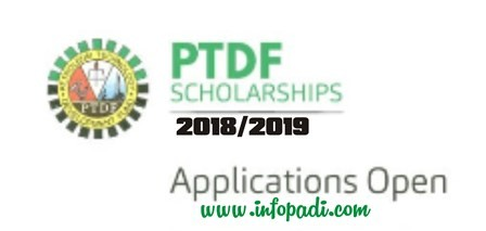 Apply for the 2018/2019 PTDF PhD Scholarship- Guidelines to avoid errors in application