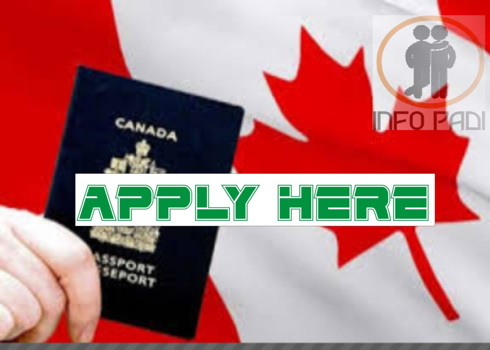 How to Apply for Canada Visa Lottery 2019/2020- Proper Steps