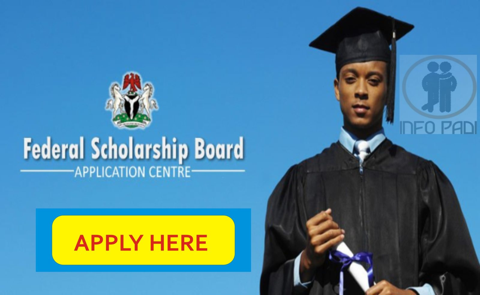 Federal Government Scholarship 2018/2019 Application- How to apply and be successful here