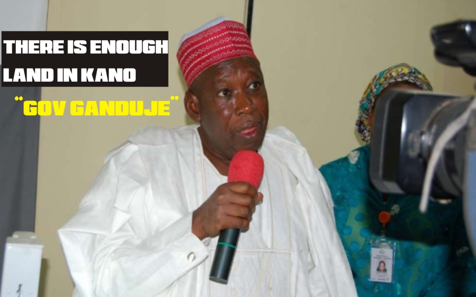 All herdsmen should stop killing and relocate to Kano- Governor Ganduje Says