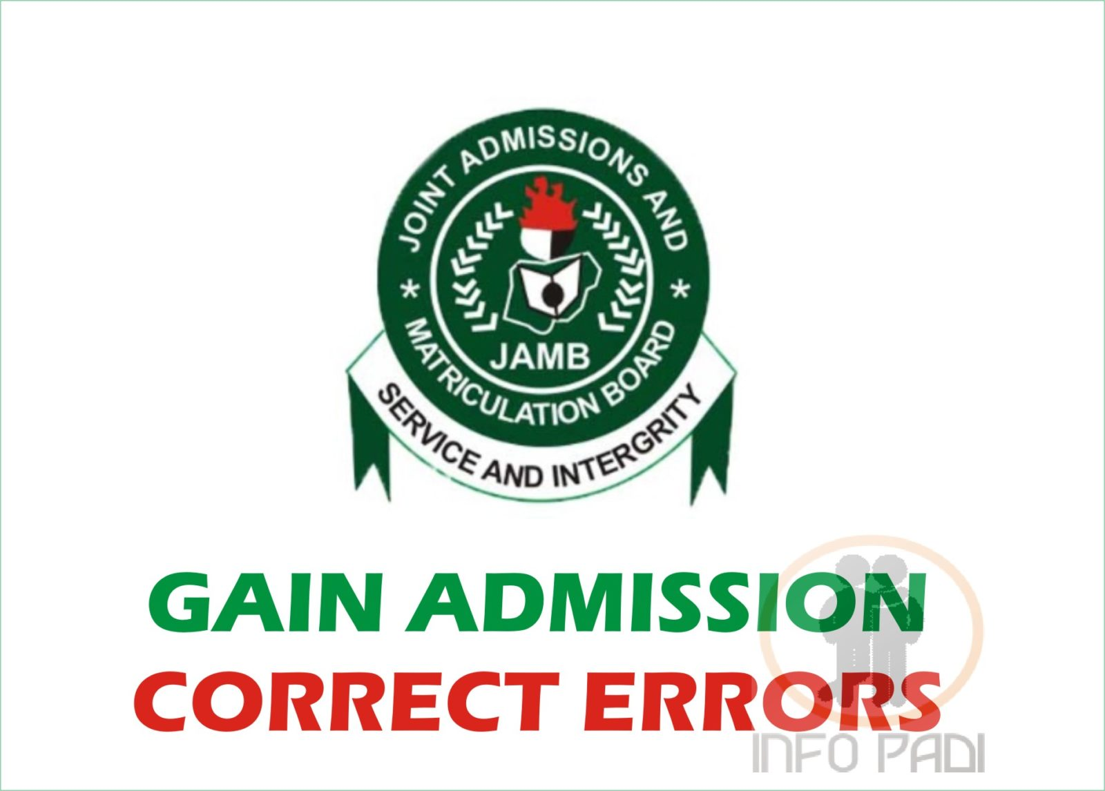 JAMB 2019- Exam date and how to ensure you gain admission no matter your JAMB score- success tips