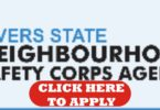 Rivers State Neighborhood Safety Corps Agency (RIVNESCA) Recruitment 2018- Apply Here