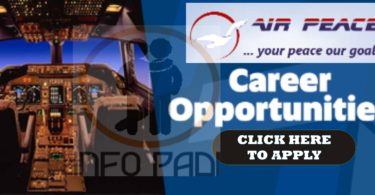 air peace graduate trainee