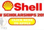 SHELL SPDC JV SCHOLARSHIP 2018/2019- Apply for Shell Scholarship 2018/2019 Proper Steps- click here