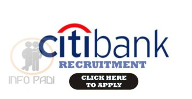 citibank recruitment
