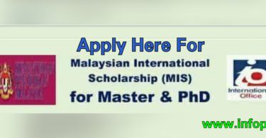 Malaysian International Scholarship 2018 | Apply for Masters and PhD degree Scholarship- Nigerians Application