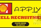 Shell Recruitment