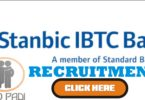 stanbic ibtc recruitment