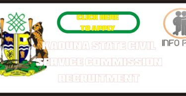 KADUNA STATE CIVIL SERVICE COMMISSION