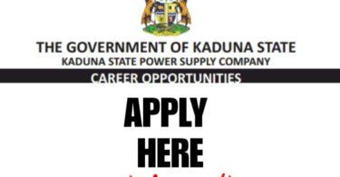 Kaduna State Power Supply Company (KAPSCO) Massive Recruitment 2018- Apply