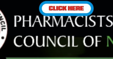 pharmacist council of nigeria vacancy