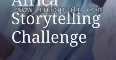 Champions of Science Africa Story Telling Challenge