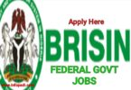 Federal Government Basic Registry and Information System in Nigeria (BRISIN) Recruitment Scheme Update 2018