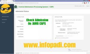 Jamb caps portal