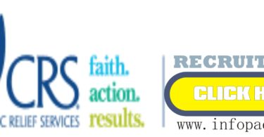 NGO Job at Catholic Relief Services (CRS) - Cash Working Group Technical Apply