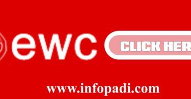 Eduwalt Concierge Ltd (EWC) Recruitment Video Editor and Graphic Designer- apply