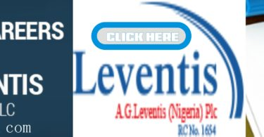 AG Leventis Nigeria Career