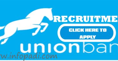 union bank trainee