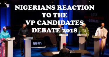 vp debate 2018