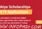 Turkiye Scholarship