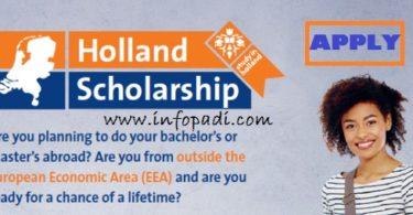 holland scholarship