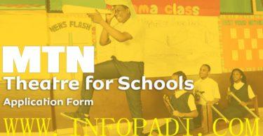 MTN theatre for schools