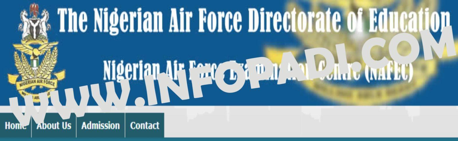 Nigerian airforce secondary school yola