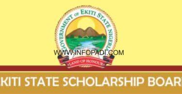 Ekiti Scholarship Bursary