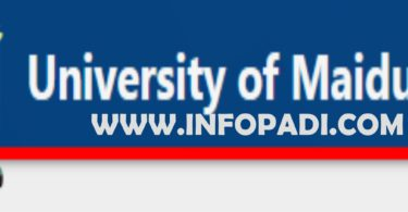 University of Maiduguri UNIMAID