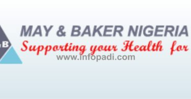 Graduate Sales Representative Vacancy at May & Baker Nigeria Plc| Apply Here