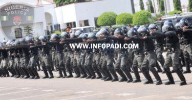 Nigeria Police Force Update