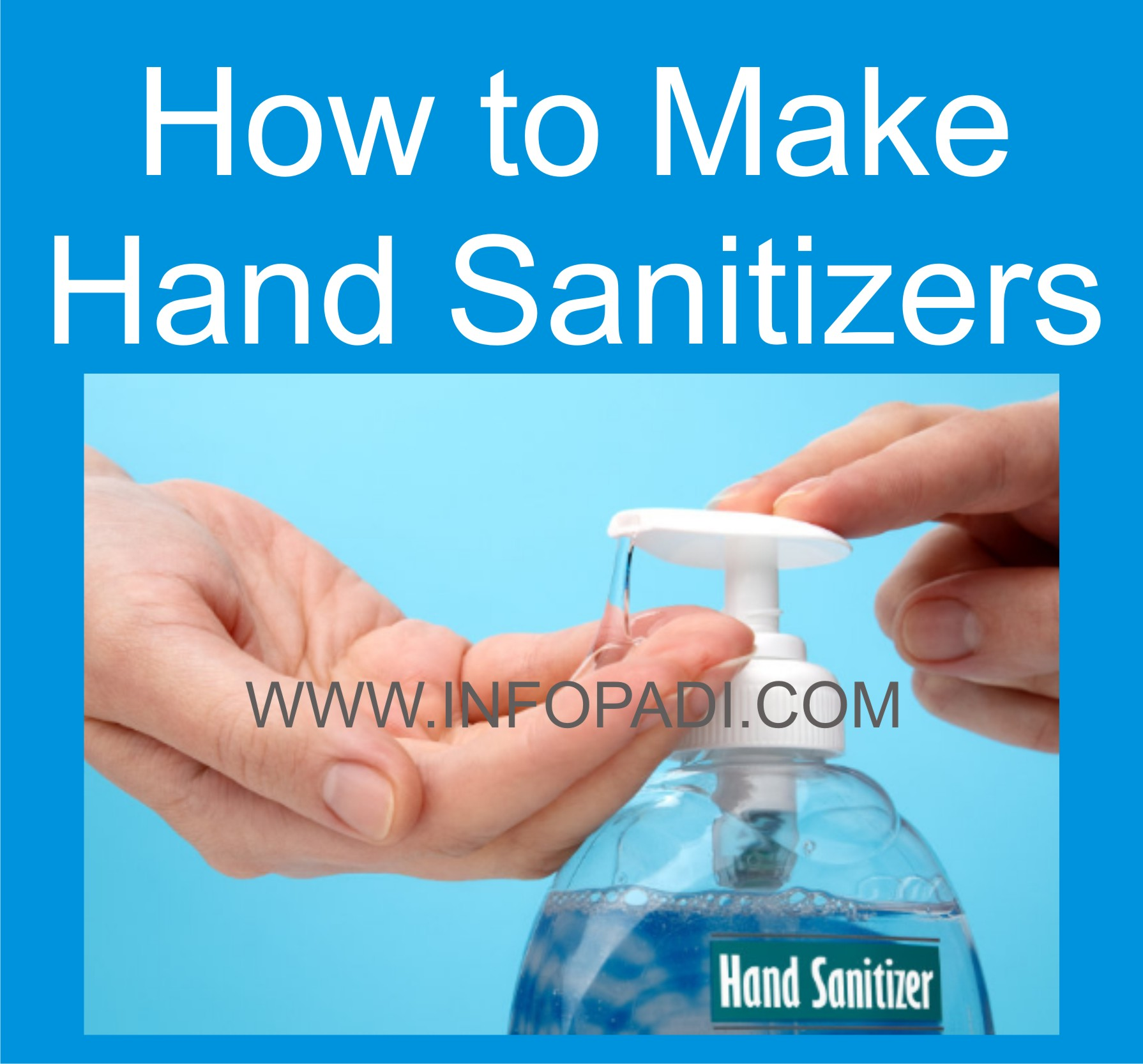 hand sanitizers - photo #24
